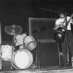 Silesian Blues Band, rok 1971 (fot. z archiwum Stanisława Basińskiego)