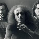 """SBB, rok 1975, sesja zdjęciowa do płyty """"Pamięć"""" (fot. Tomasz Sikora)"""