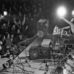 """""""Wojna światów"""", koncert w Hali Gwardii, rok 1981 (fot. Tomasz Sikora)"""