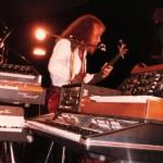 """""""Wojna światów"""", koncert we Wrocławiu, rok 1981 (fot. z archiwum Roberta Golli)"""