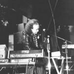Koncert elektroniczny, lata 80. (fot. z archiwum Sebastiana Ody-Sztarka)