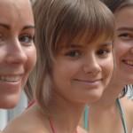Karina, Ela, Luiza